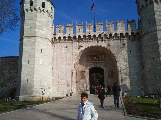 Topkapi Palace : Turkie 2014