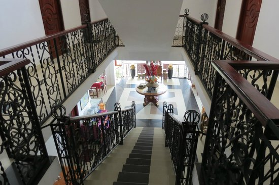 The Richmond House Kandy: view from above