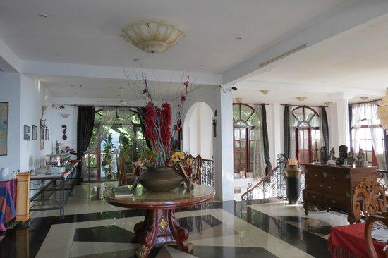 The Richmond House Kandy: dining area