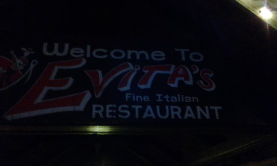 Evita's Italian Restaurant: great place