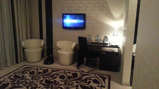 Queen Boutique Hotel : Comfortable Surroundings