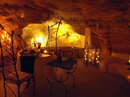 Casa Calleja : Romantic dining experience