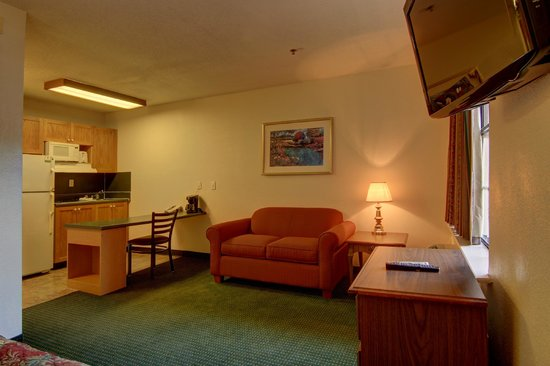Kennesaw/Town Center Extended Stay Hotel: Plenty of room to relax!