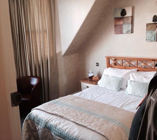 Hotel Ceilidh-Donia: Room 12