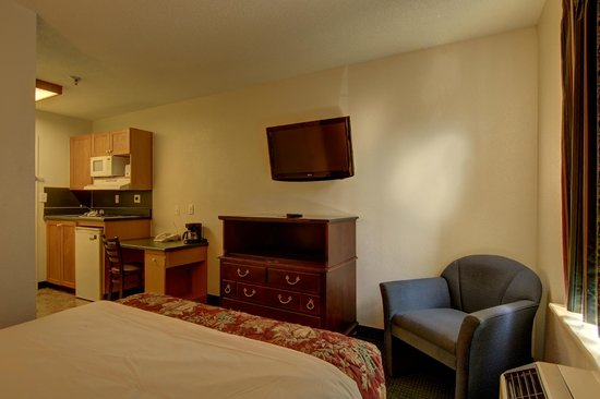 Kennesaw/Town Center Extended Stay Hotel: Flat screen televisons