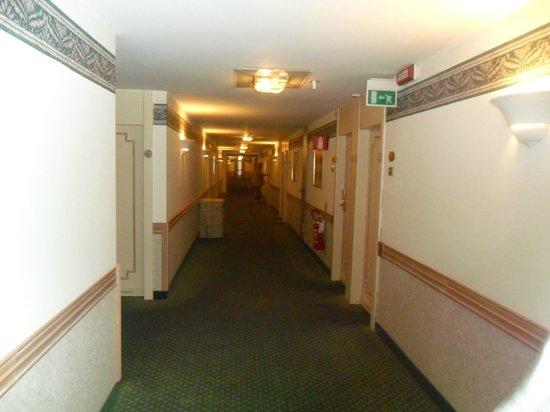 Grand Hotel delle Terme Re Ferdinando: piani