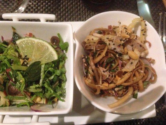 Saigon Pantheon: Salades