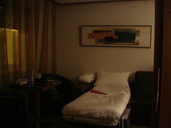 Goldstar Resort & Suites : tek kişilik yatak