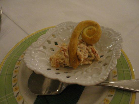 Hotel Shikinokura : ディナーの前菜です。