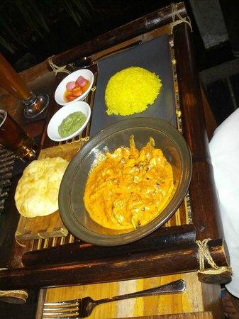 Gabah Restaurant & Bar: Butter Chicken