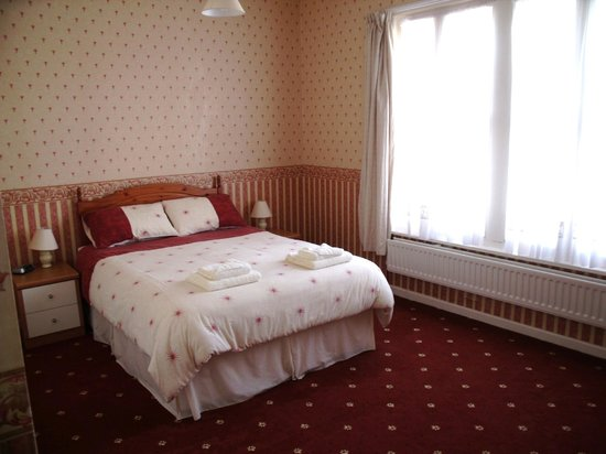 The Fernside: A double room
