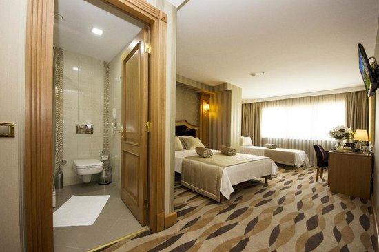 Aprilis hotel istanbul turchia prezzi 2018 e recensioni for Aprilis hotel