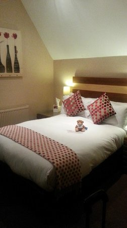 Dean Court Hotel, BW Premier Collection : A cosy and good sleep