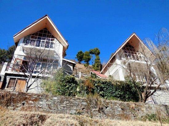 V Resorts Narkanda Cottage : A BEAUTIFUL VIEW INDEED