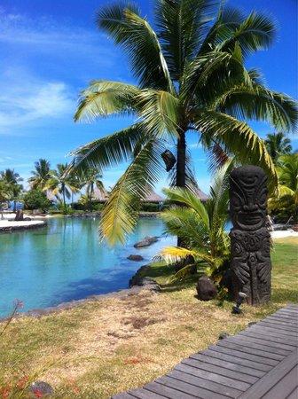InterContinental Tahiti Resort & Spa : Lagoon