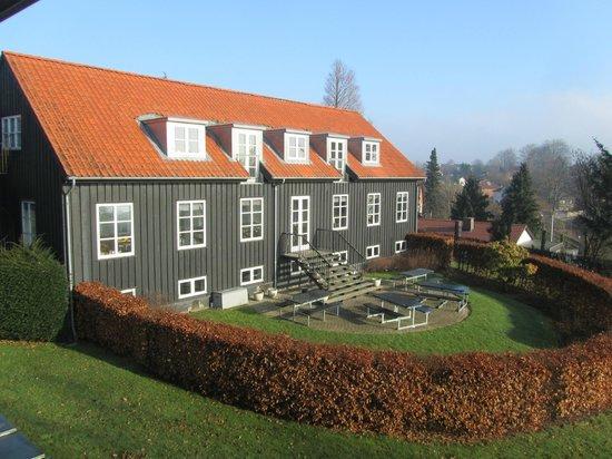 Danhostel Kolding: la façade principale