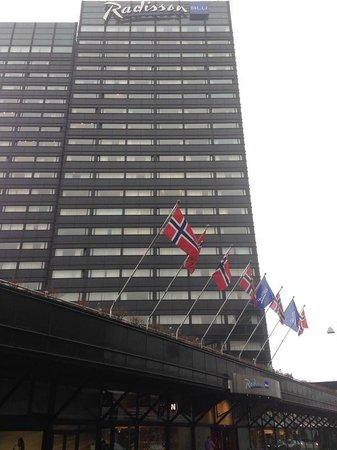 Radisson Blu Scandinavia Hotel: Hotel