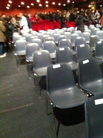 Teatro Brancaccio : Ecco i primi posti in Poltronissima! LOL