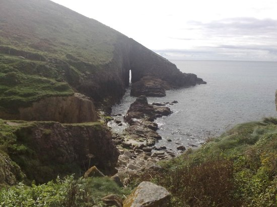 Seaforth B&B : Scenic Coast Path