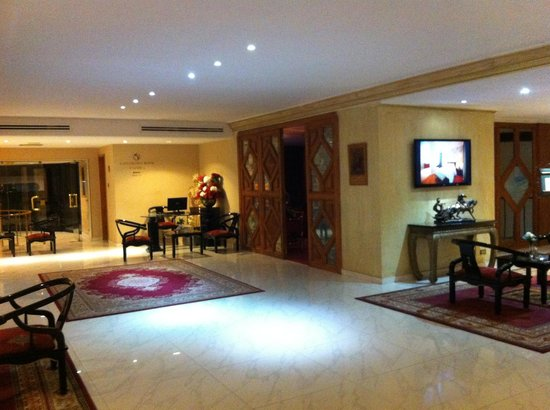 Amman International Hotel : Hall