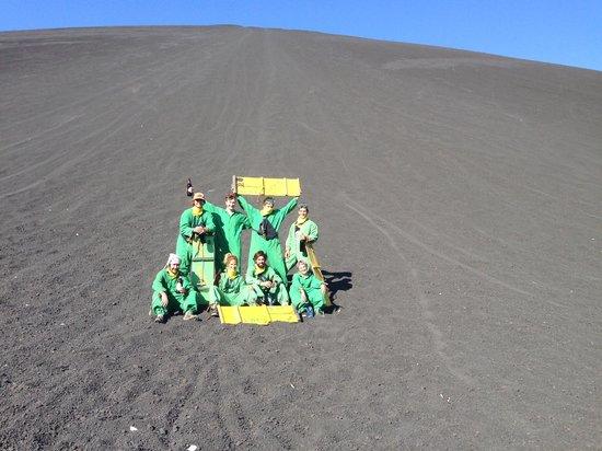 Sonati - Day Tours: Volcano Boarding Sonati