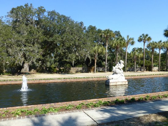 Brookgreen Gardens : Sculpture courtyard