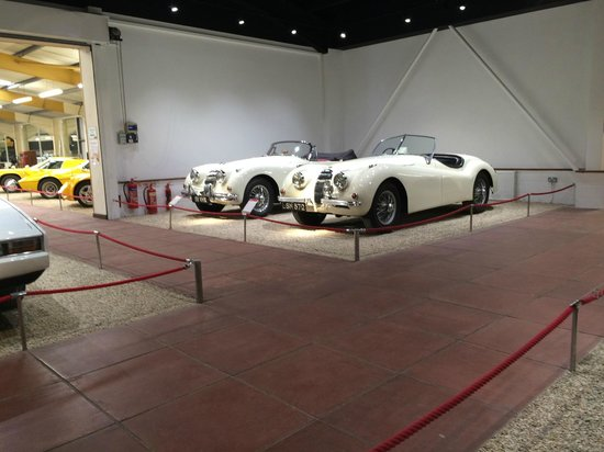 Haynes International Motor Museum: An Example of a really good Car Museum, try it. !!!