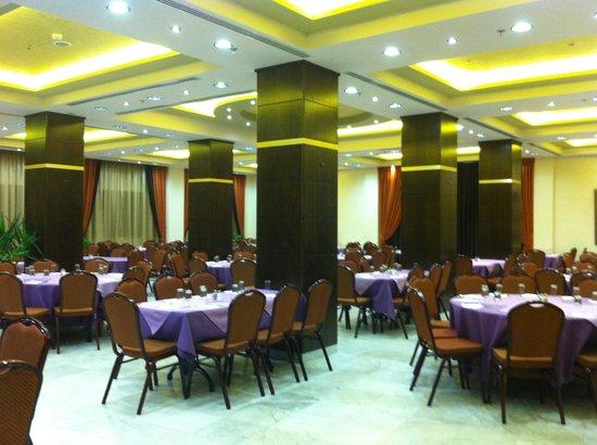 National Hotel Jerusalem: Sala da pranzo
