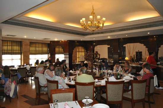 Gorbandh Palace : the staff is extremely courteous, adds to the whole expereince