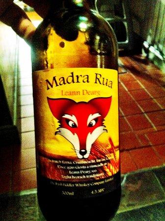 Guys Bar & Snug : Foxy craft beer