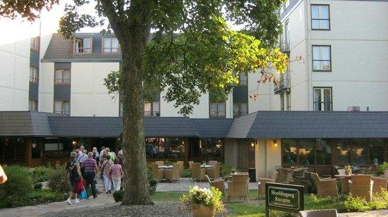 Hotel Schaepkens van St Fijt: La entrada del hotel