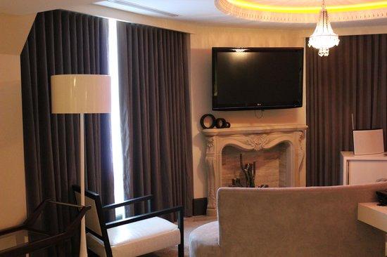 W Washington DC: Wow Suite