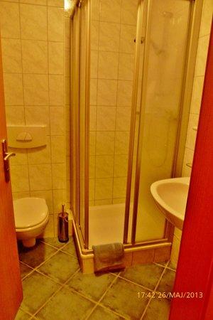 Hotel Wasserfall: Łazienka