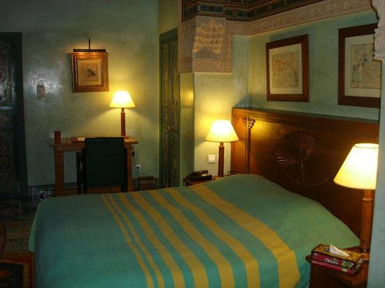 Riyad Al Moussika : Bedroom