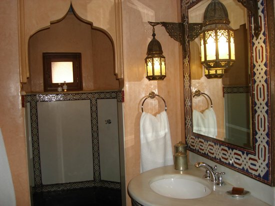 Riyad Al Moussika: Bathroom