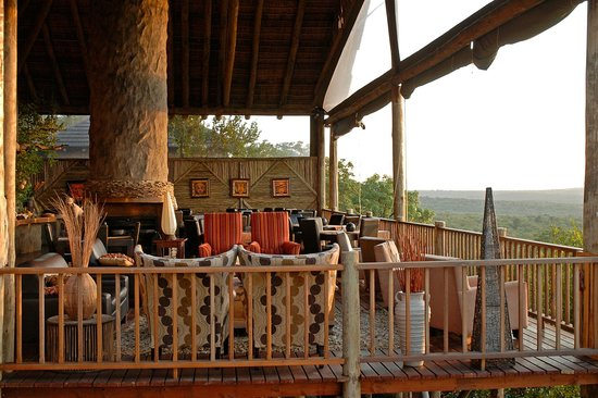 Manyatta Rock Camp: Main Lookout Deck