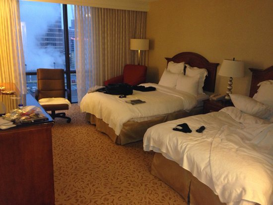 Houston Marriott Medical Center/Museum District: Room