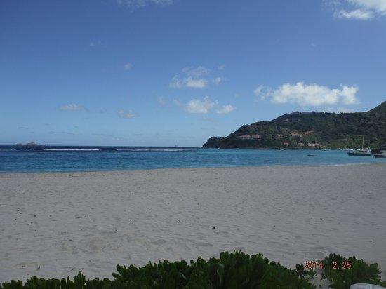 Hotel Emeraude Plage : beach