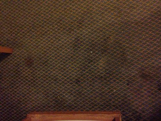 Elaf Ajyad Hotel: Le tapis de la chambre