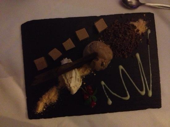 D'Acqua Restaurant: Dessert
