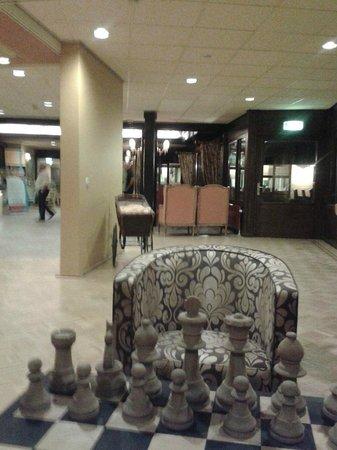 Hotel Schaepkens van St Fijt: zona de recepción
