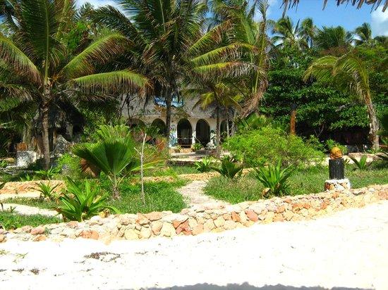 Waikiki Zanzibar Resort: ristorante Waikiki