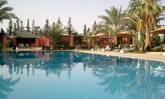 Hotel Le Riad: Piscina