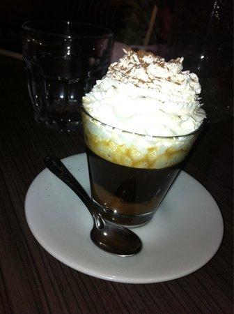 Jokolari : Café nutella chantilly