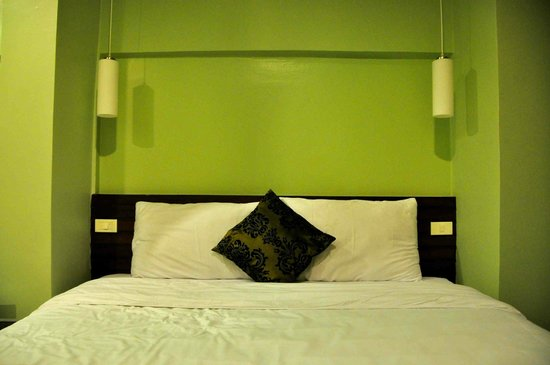 iCheck Inn Silom: Bed