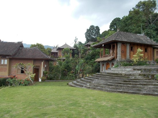 Puri Lumbung Cottages : Common areas