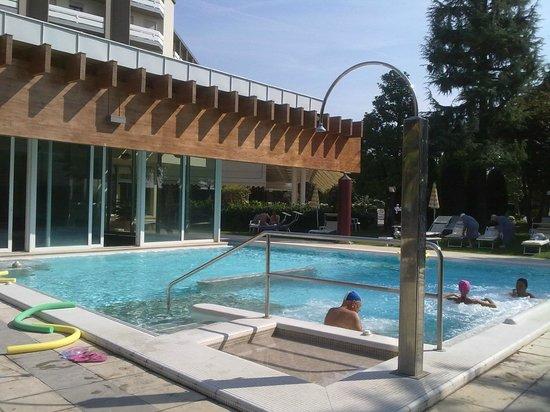 Continental Terme Hotel: piscine