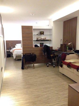 Hotel Bogota 100: Quartos amplos