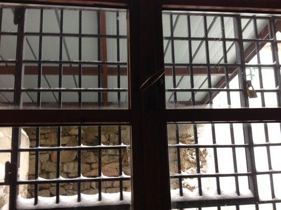 Hotel Mondole : Vista dalla stanza