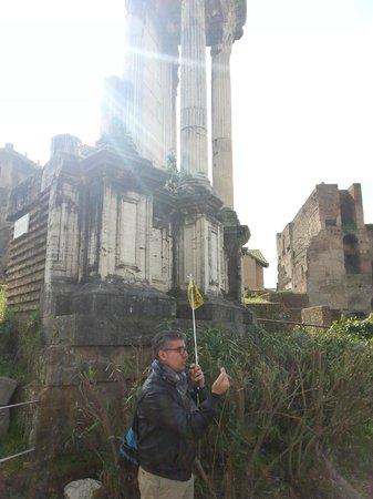 City Wonders : In Forum